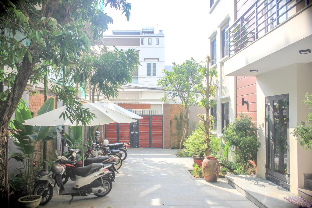Apartment for rent in Danang near the beach