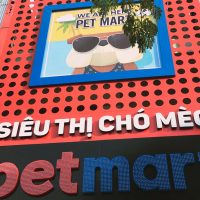 Pet Mart – a store that is right in the heart of Da Nang