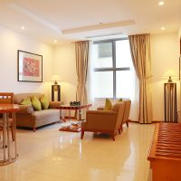 Richico luxury 3-bedroom apartment in Danang near the beach