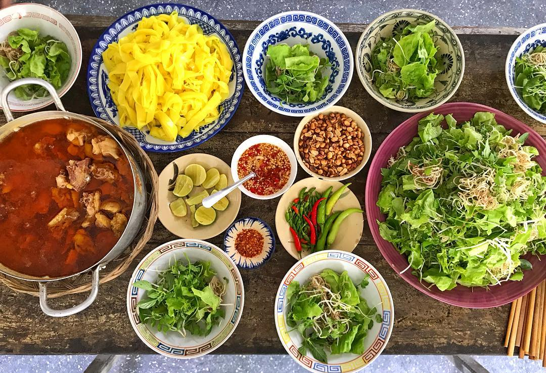 eat like a local in Danang
