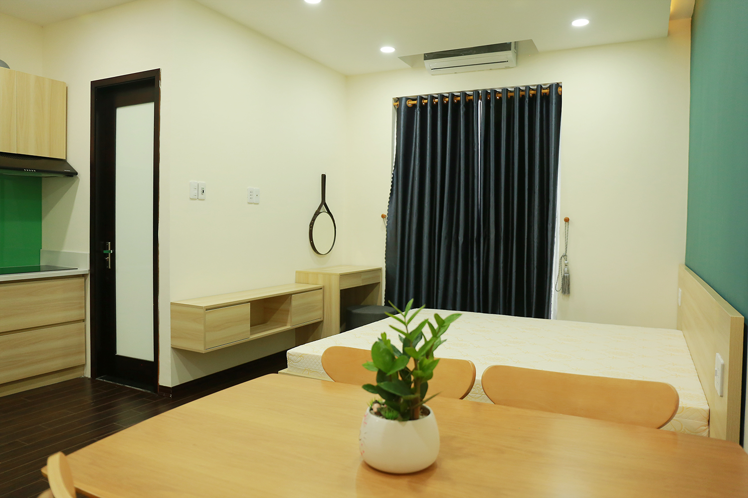 4091Top 5 newly built studio apartment for rent in Da Nang city