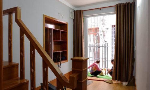 life in the cozy house for rent in Danang