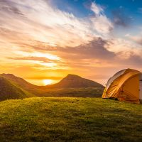 Free and best Danang overnight camping sites for a weekend trip