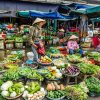 Go with a Vietnam travel buddy for an exciting wet market adventure