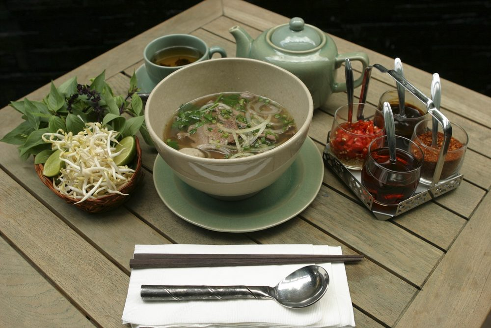 vietnamese pho cooking recipe