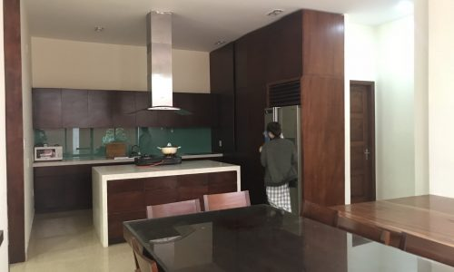 kitchen in house for rent