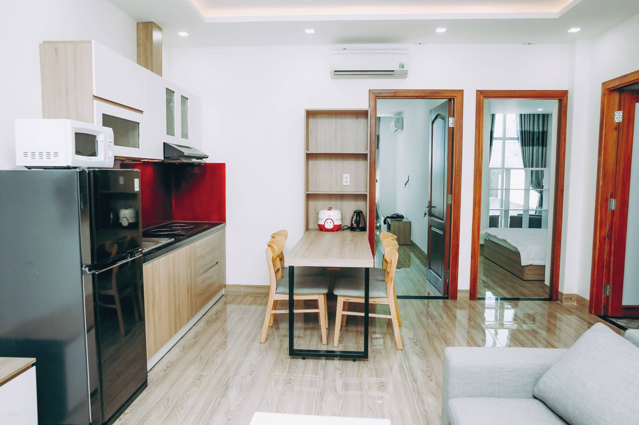 9912Pet-friendly apartment for rent in Danang city