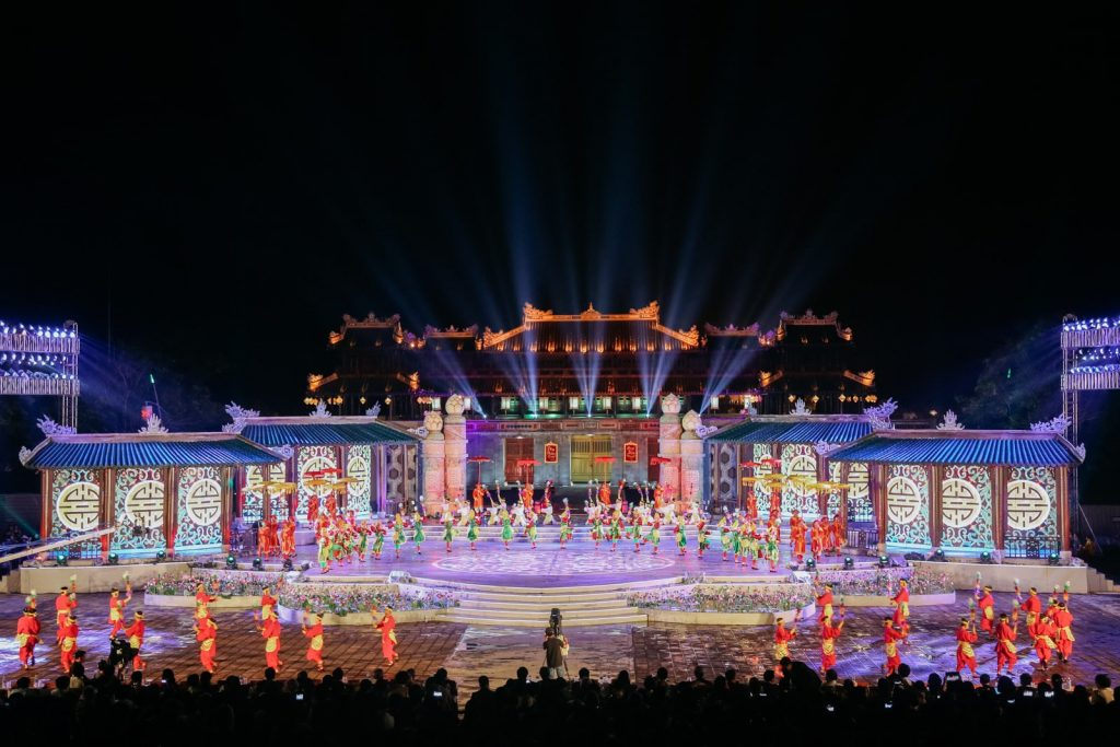Visit Danang and Hoian in March to experience festival in Vietnam