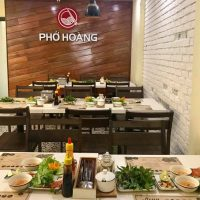 Pho Hoang – a place serving Vietnamese special food in Da Nang