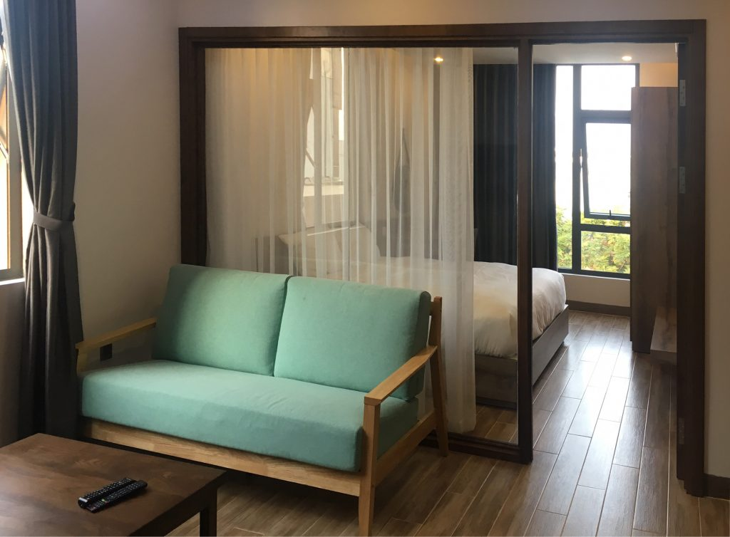 1 bedroom apartment for rent near the universities for exchange students