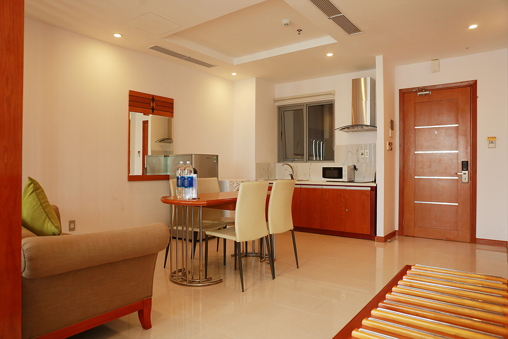 3 bedroom apartment for rent in Danang for comfortable living