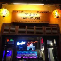 Tap House – a restaurant with friendly atmosphere in Hoi An