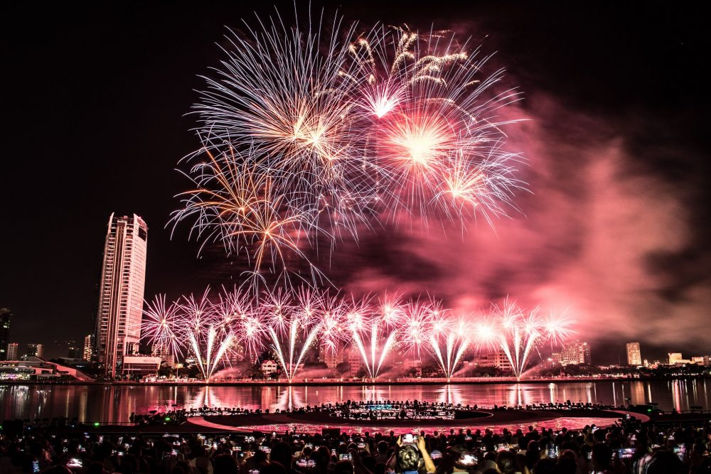Danang International Fireworks Festival 2019