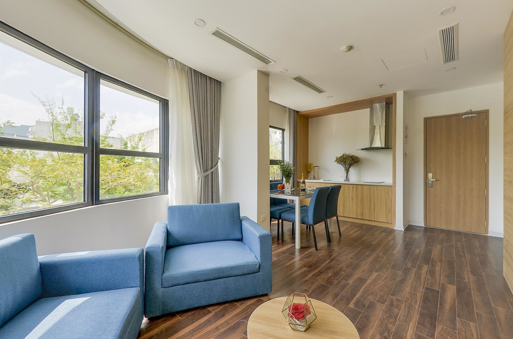 Luxury apartment for rent in Danang