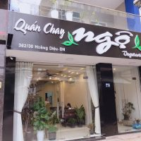 Ngo – a good vegan restaurant in Da Nang