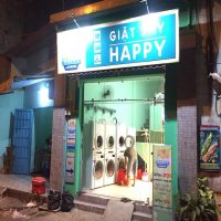 Happy Laundry – a convenient laundry service in Ho Chi Minh