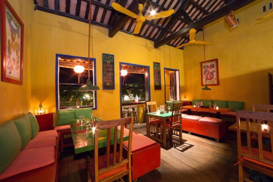 Mango room – a good and nice restaurant in Hoi An