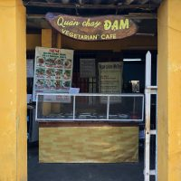 Quan chay Dam – a peaceful place serving vegetarian food in Hoi An
