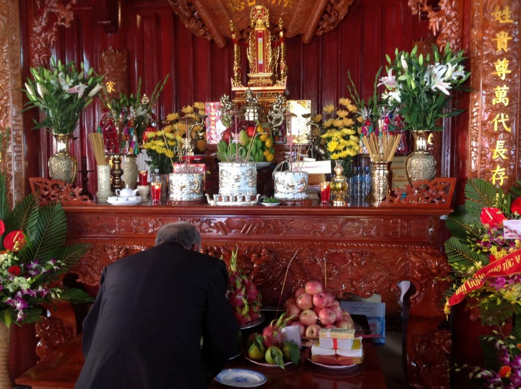 ancestor worship in vietnam