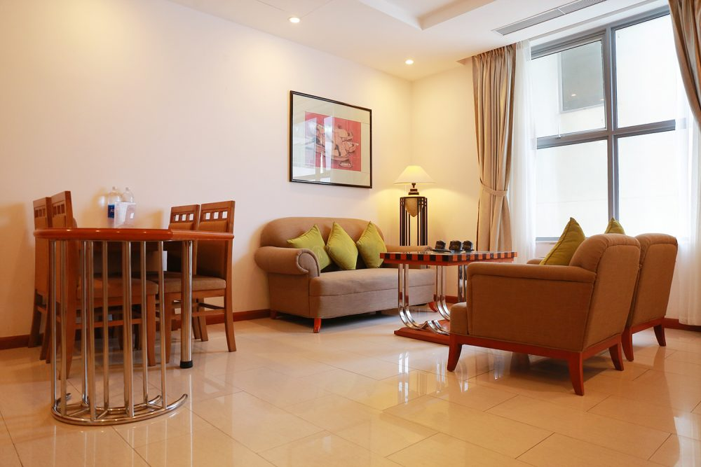 Apartment for rent near the beach in Danang city
