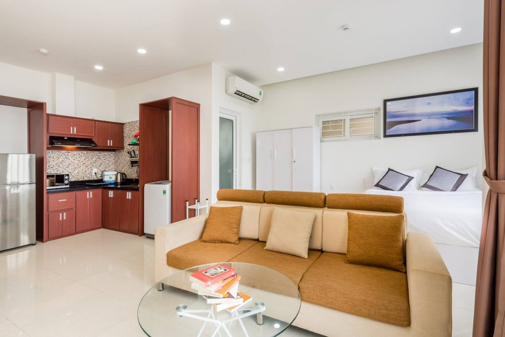 apartment for rent near the beach
