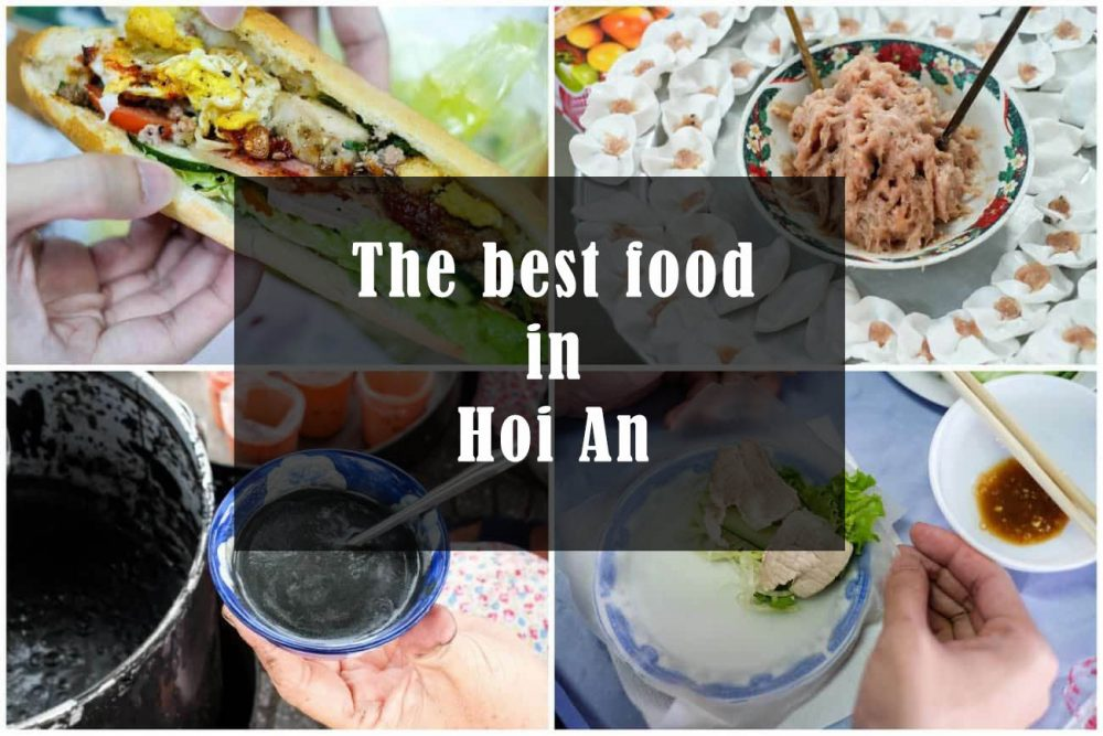 Come to explore the best food in Hoi An