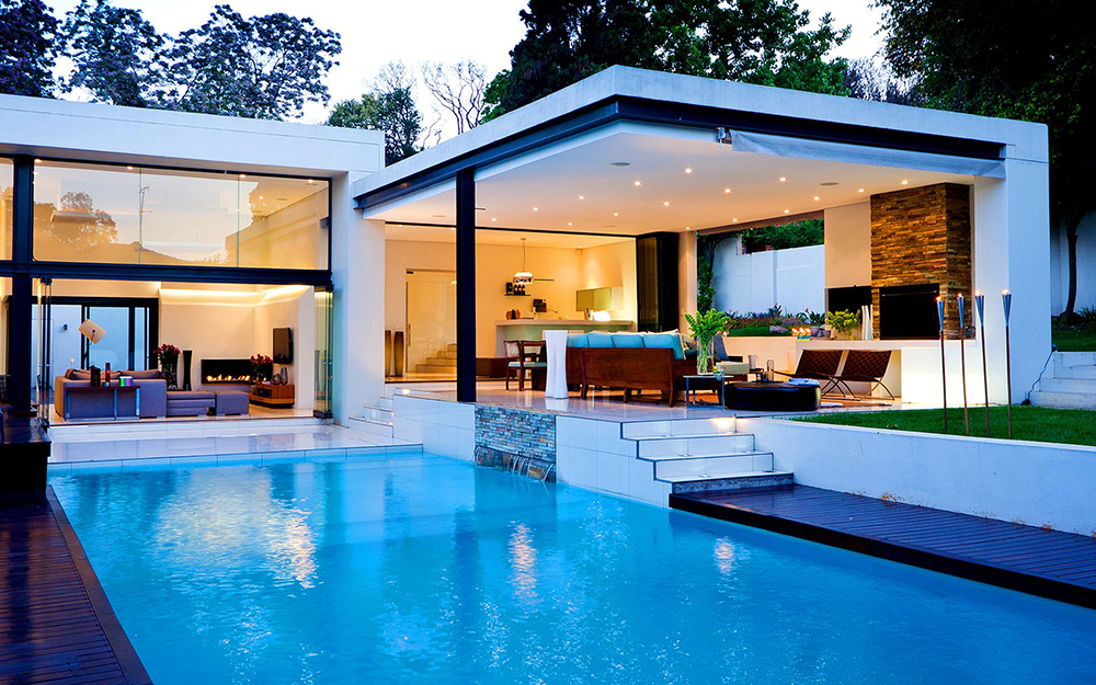 Fond of a luxury house for rent in Da Nang Vietnam with a pool
