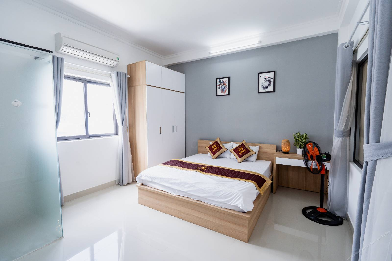 luxury apartments cover Danang