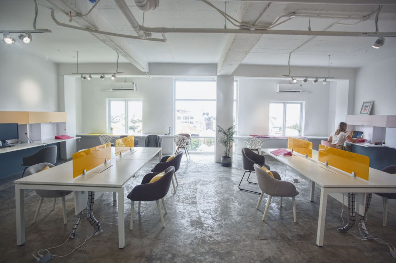 A good coworking space for women in Sai Gon