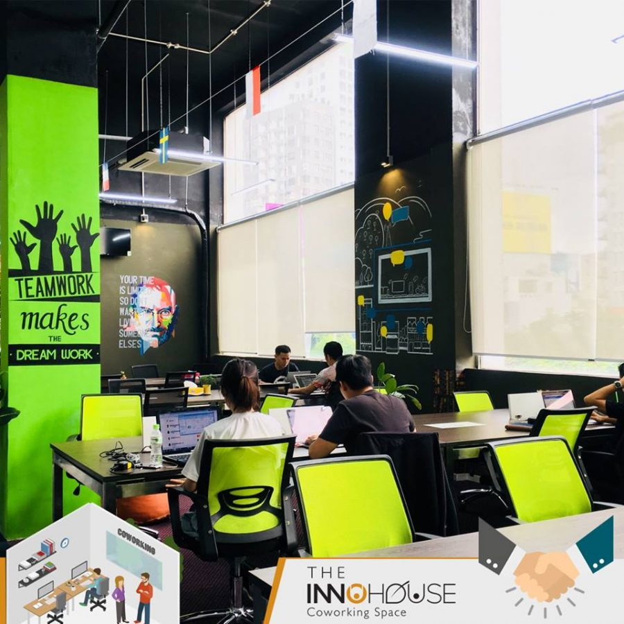 Great space for you to work and study - ideal coworking space in Ho Chi Minh