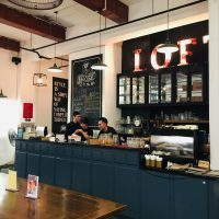 The Loft – a beautiful coffee shop in Ho Chi Minh