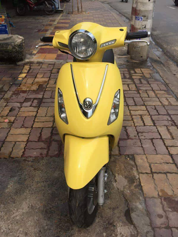 Rent a motorbike in Ho Chi Minh city Viet Nam