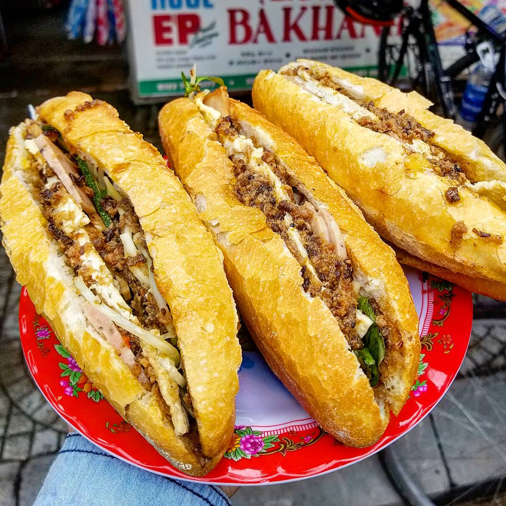food in Hoi An Banh Mi