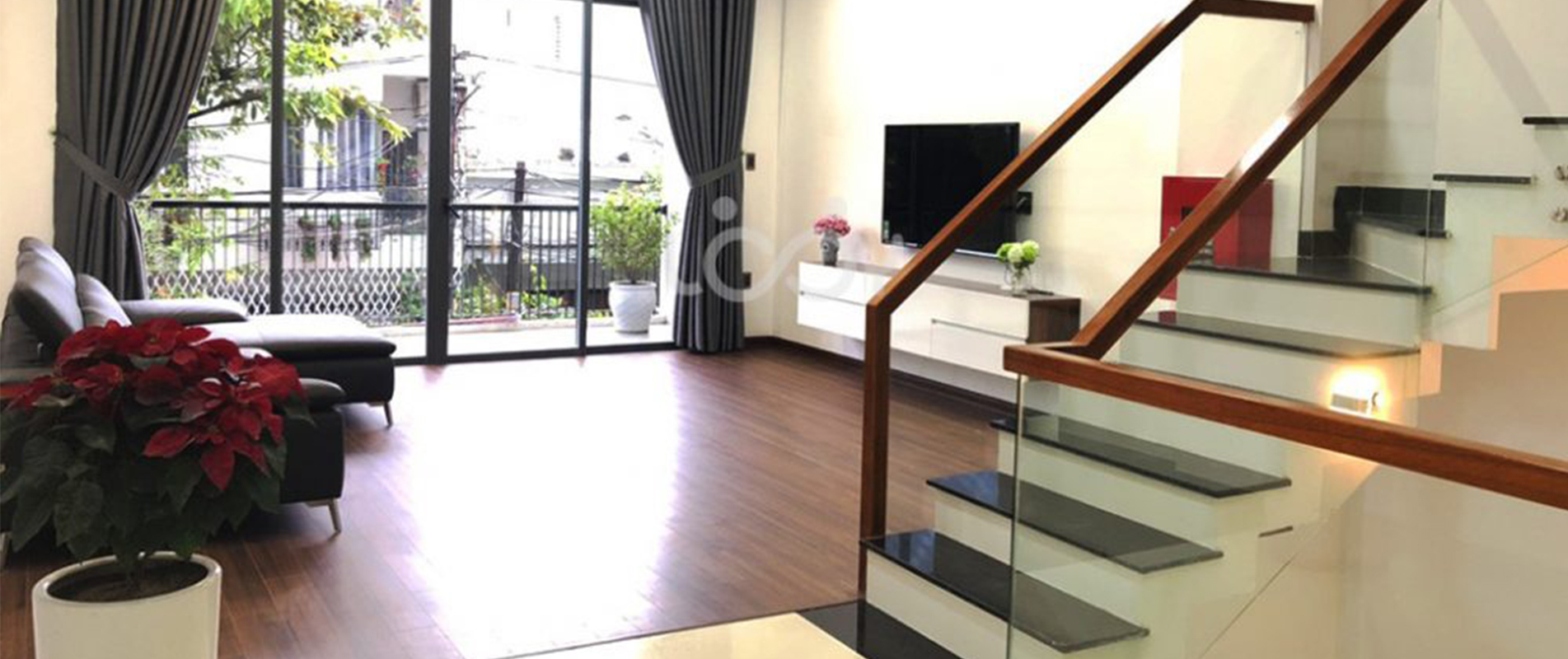 Long term house for rent in Danang city