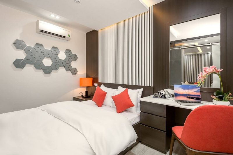 Enjoy the rental apartment in Danang Vietnam near the beach