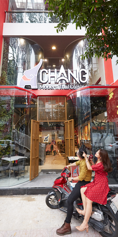 Chang – a paradise of Thai food in Ho Chi Minh