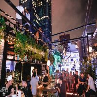 Broma – one of the best rooftop bars Saigon