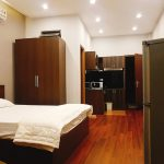 The modern fully-furnished studio in the heart of Danang near the lake
