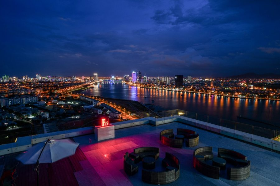 rooftop bars in danang