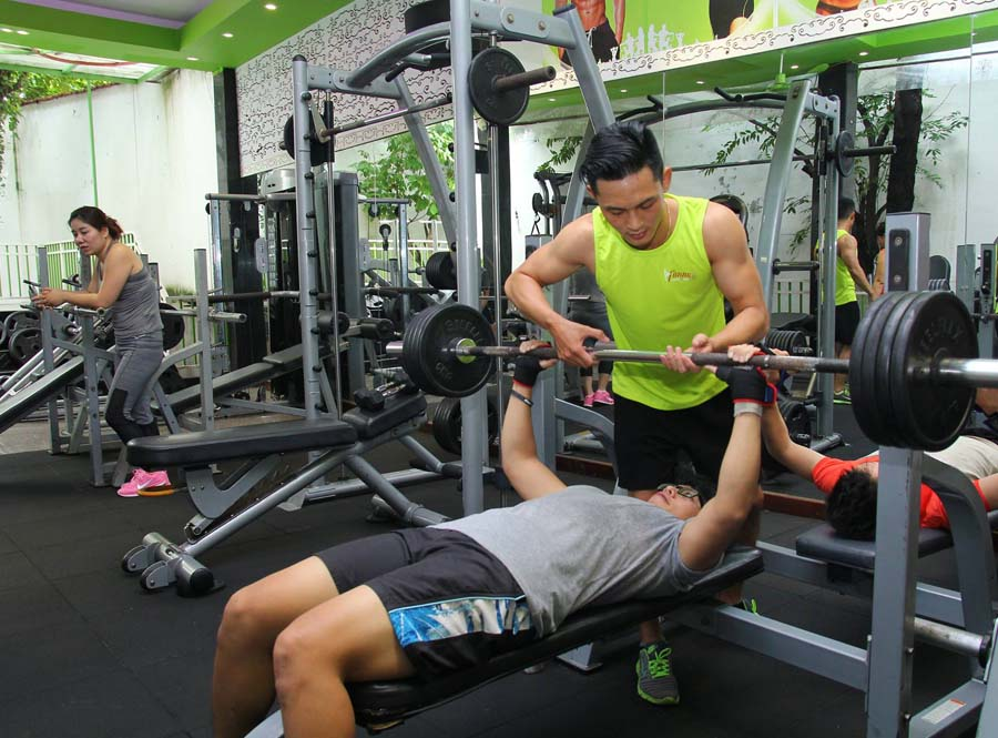 the best da nang fitness club