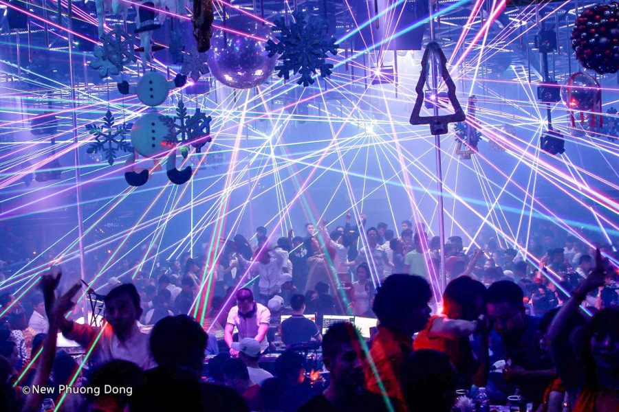 Top 5 most excited Da Nang night club