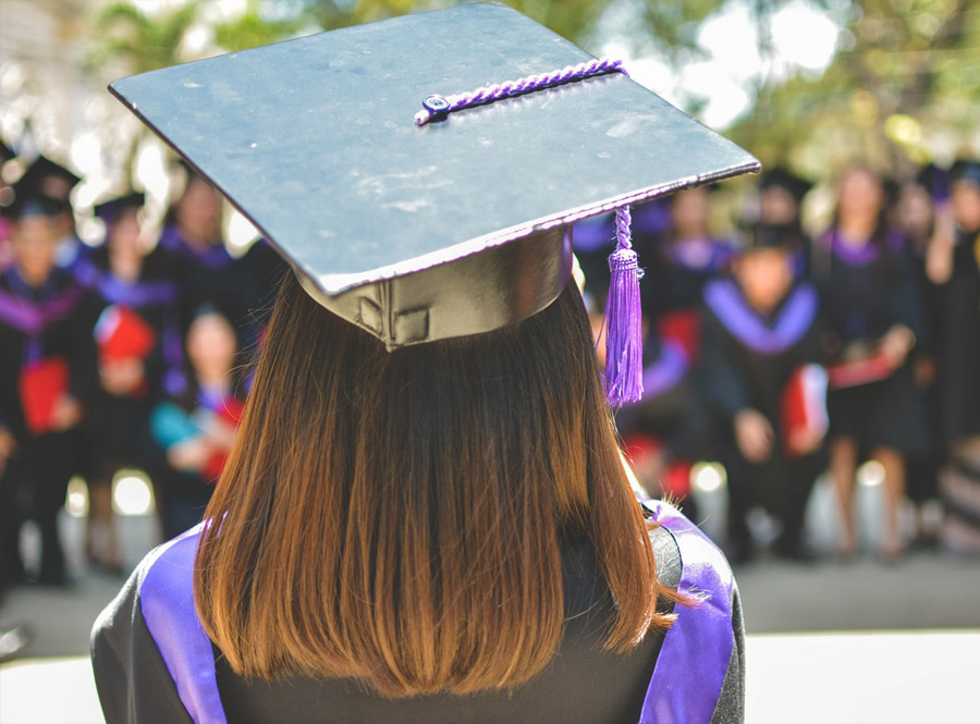 gradution without knowing career orientation