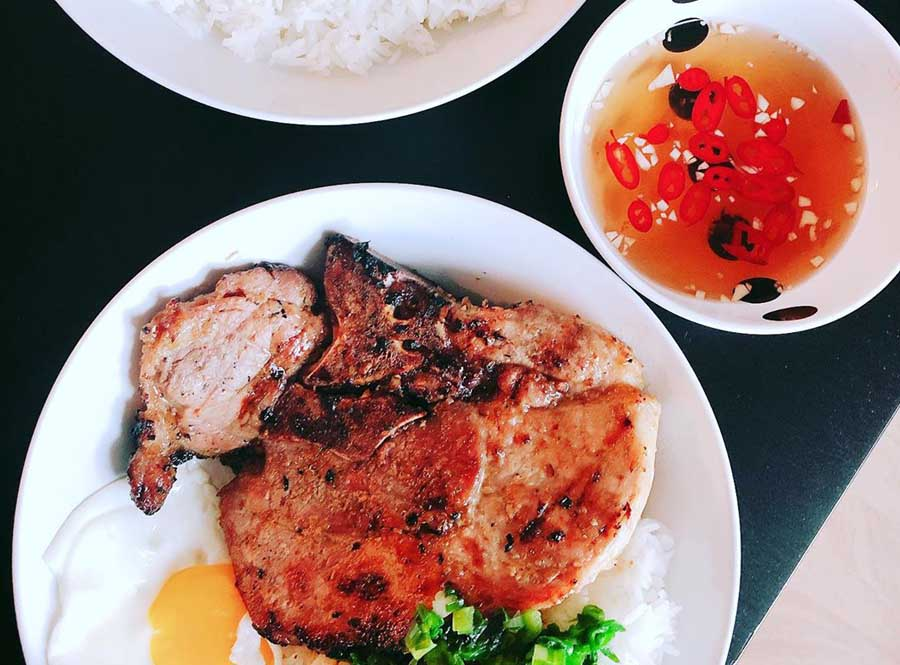 fish sauce always appears in every vietnamese meal