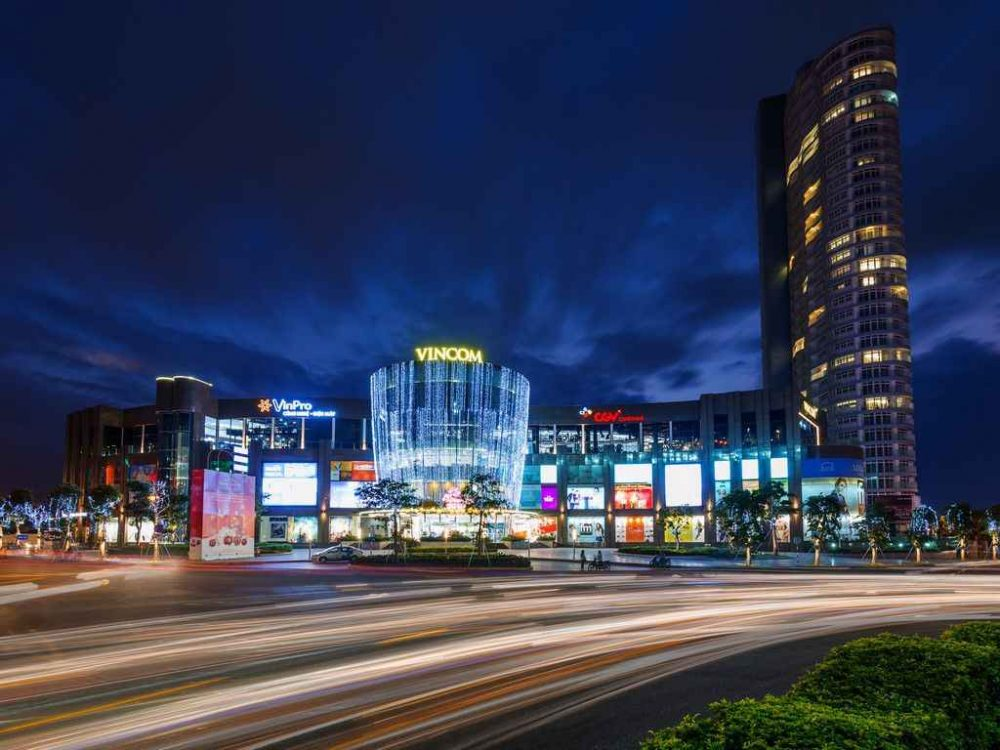 where to shop in Danang