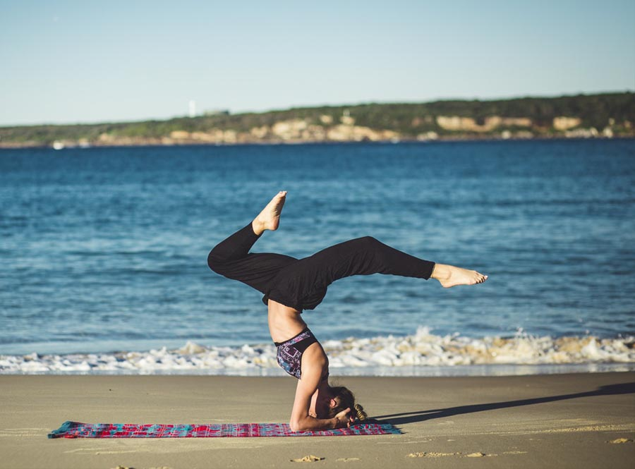 doing yoga everyday helps to reduce disease potential