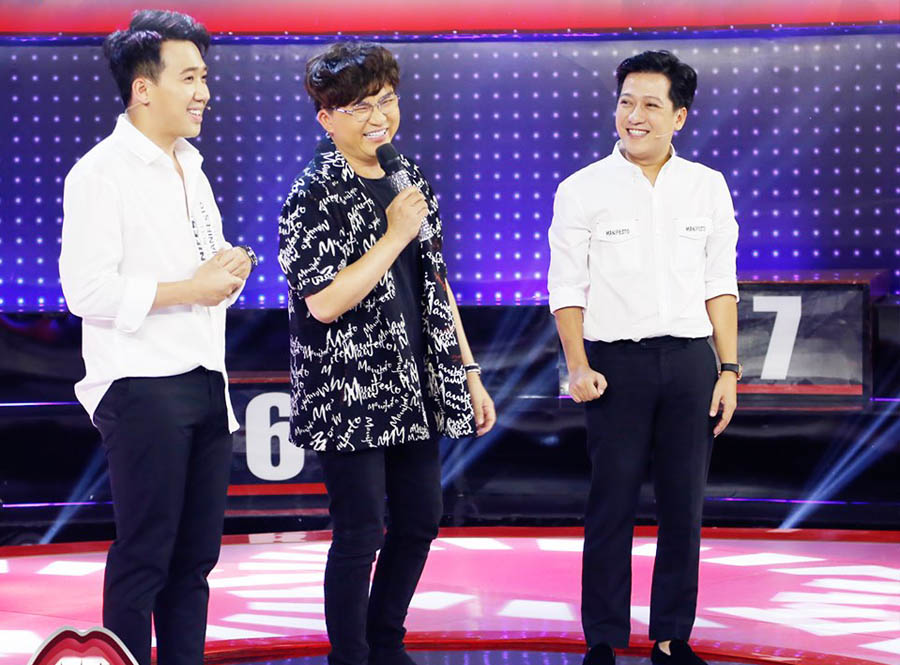 I can see your voice is a hot game show in Vietnam which attracts much attention from every range of age
