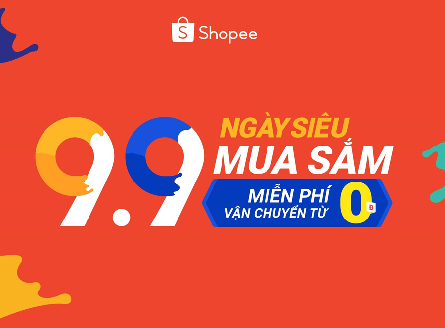 shopee has a great marketing strategy that it becomes one of the most popular online shopping apps in southeast asia