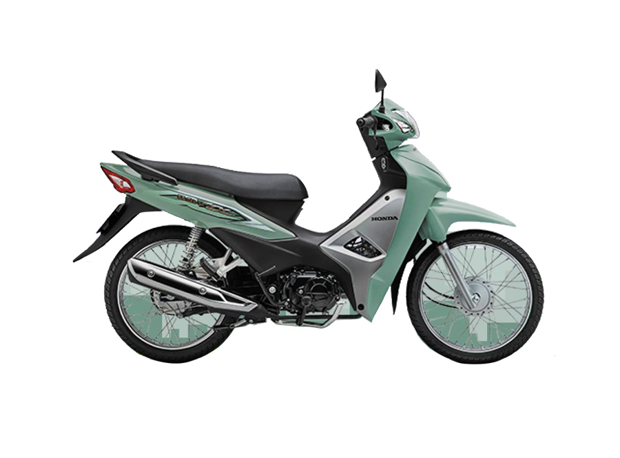 wave alpha is a good choice to buy motorbike da nang