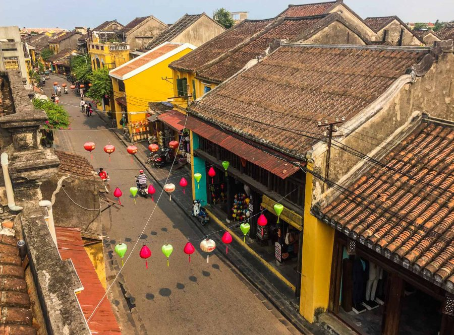 summer is the best time to travel from da nang to hoi an
