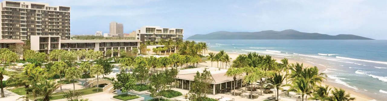 Enjoy every moment at Hyatt Regency Danang